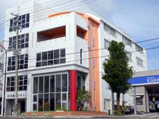 日経の校舎